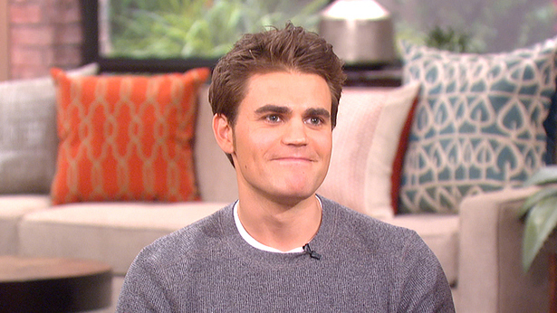 3. The ladies talked vampires with Paul Wesley.