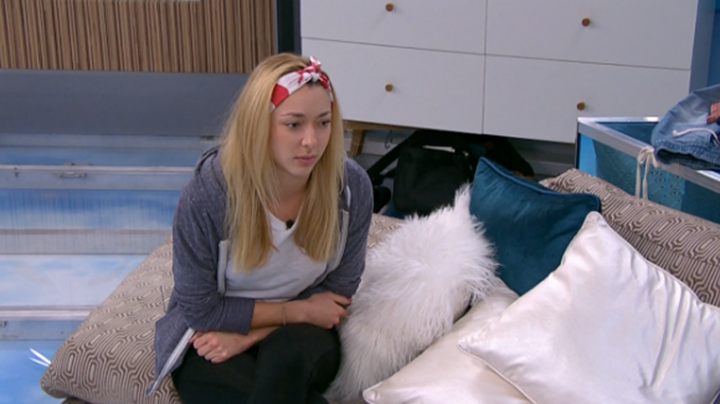 7. He thinks the remaining Houseguests will go after Liz next.