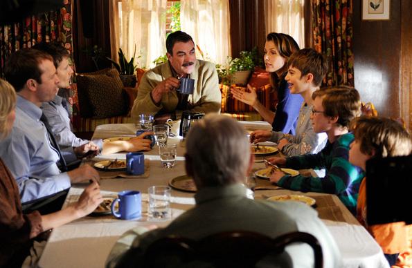 The Reagan Dining Room