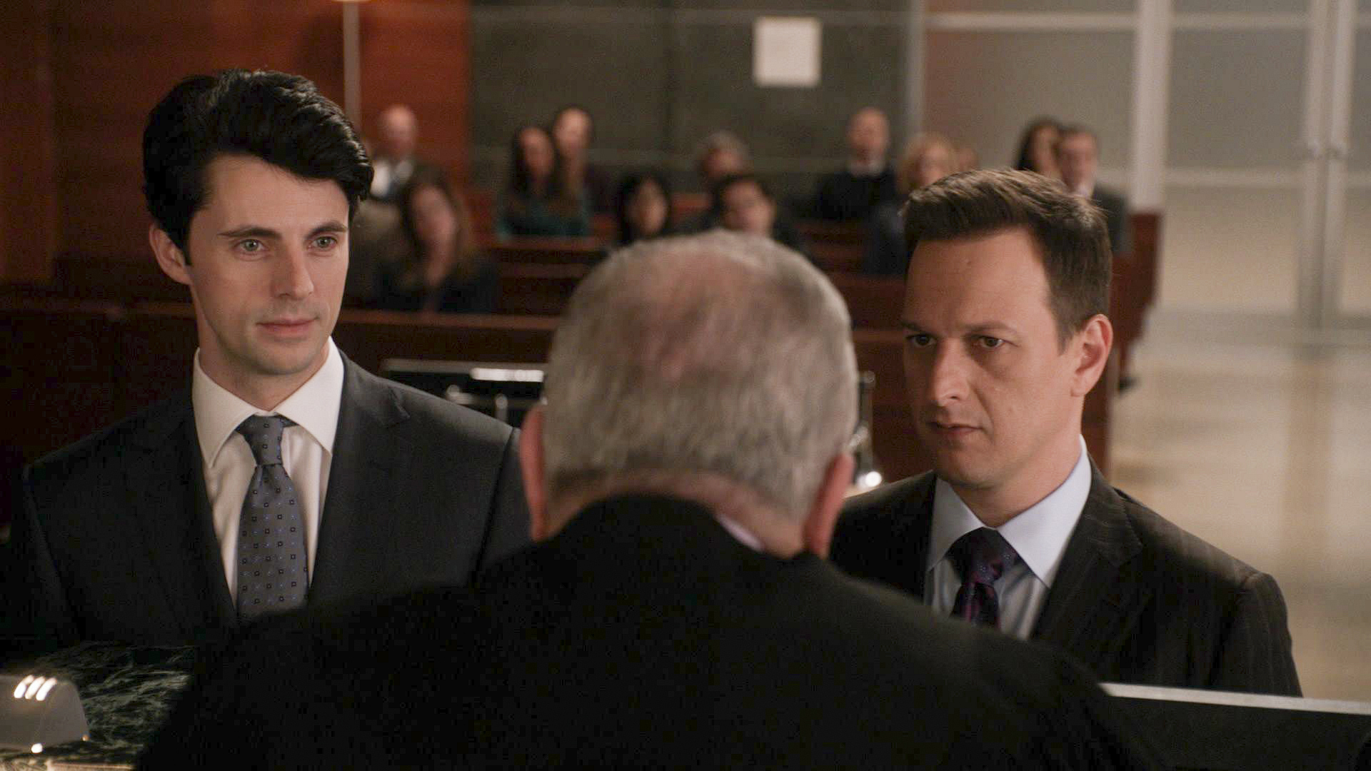 "Will works against a new prosecutor in ""Dramatics, Your Honor"" S5 E15"