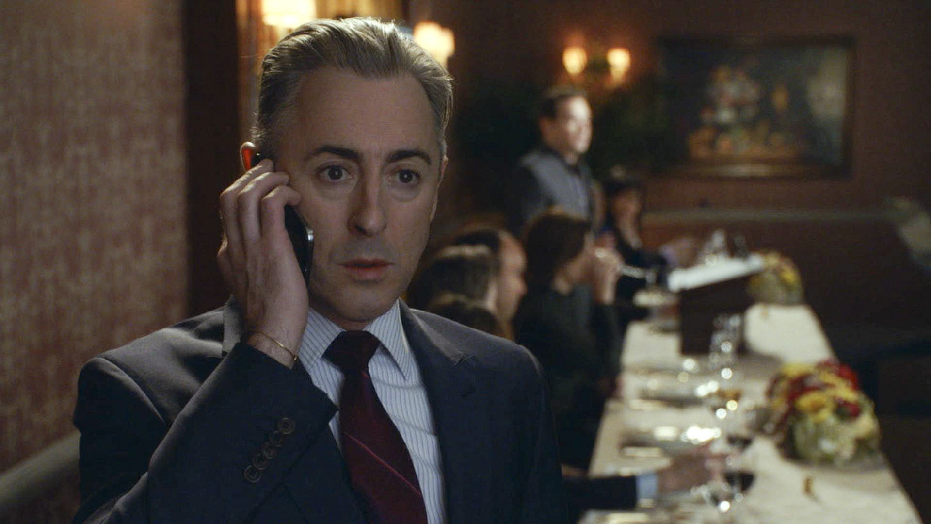 "Alan Cumming as Eli Gold in ""Dramatics, Your Honor"" S5 E15"