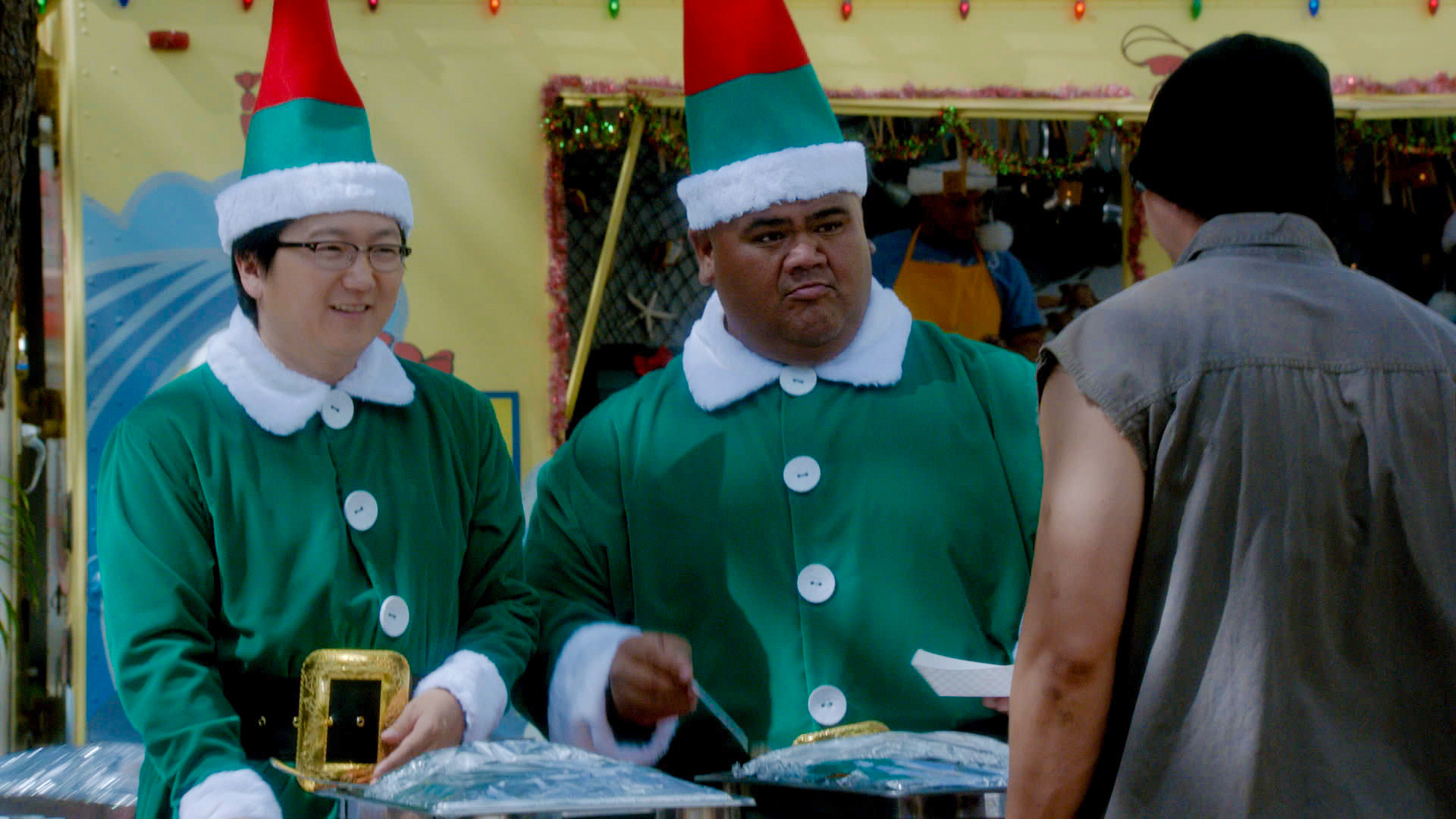 Hawaii Five-0 Christmas in Season 4 Episode 11