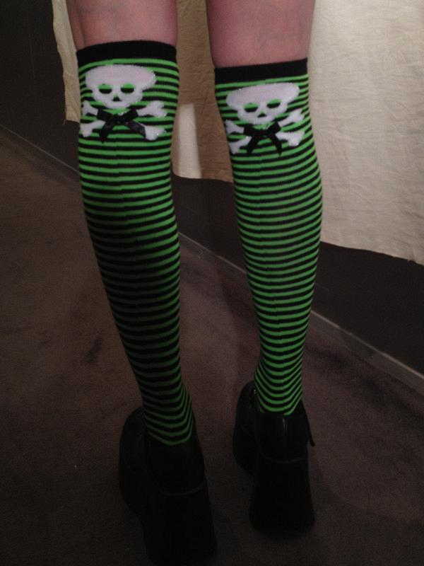 Abby's Socks