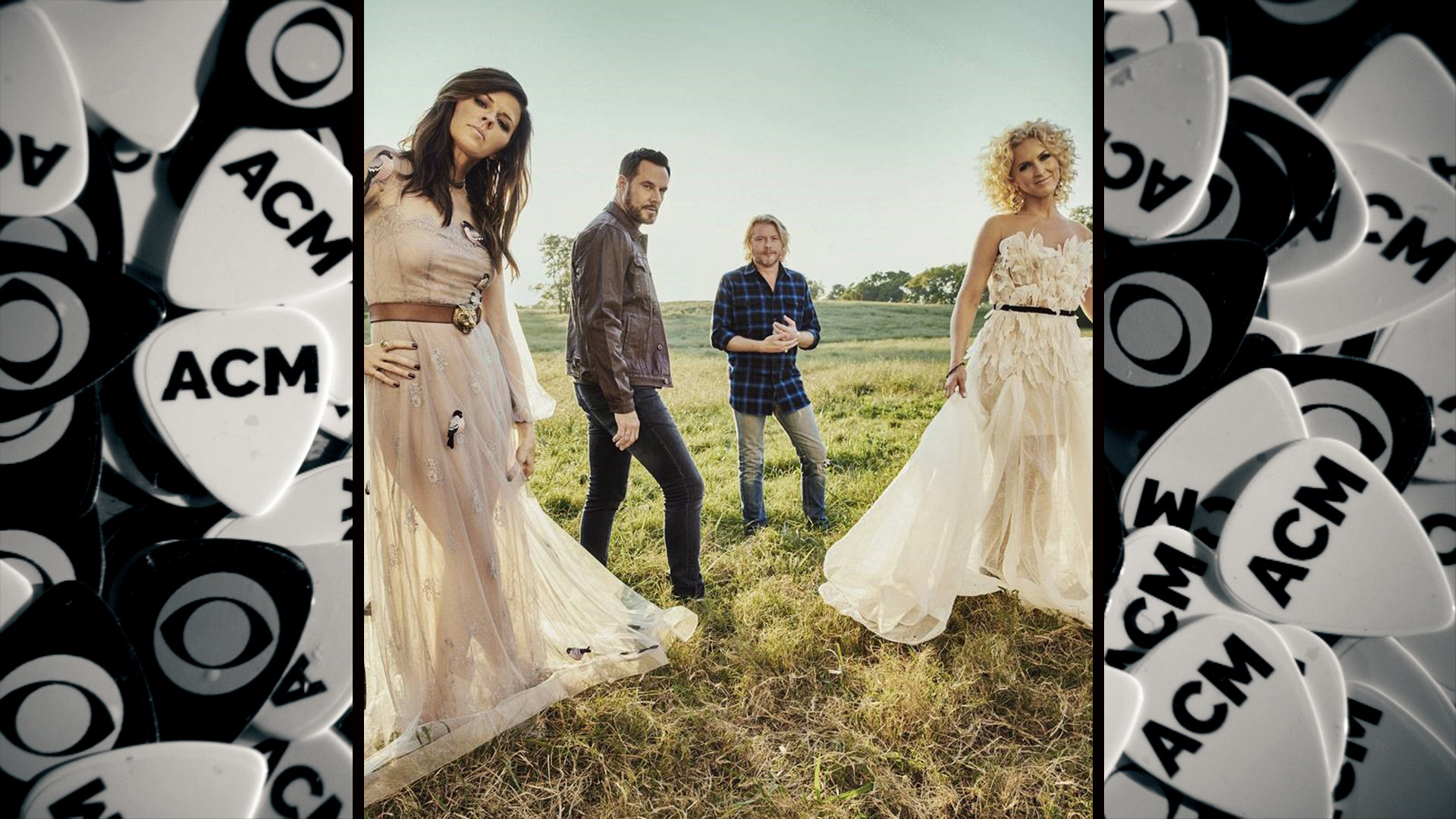 """Happy People"" by Little Big Town"