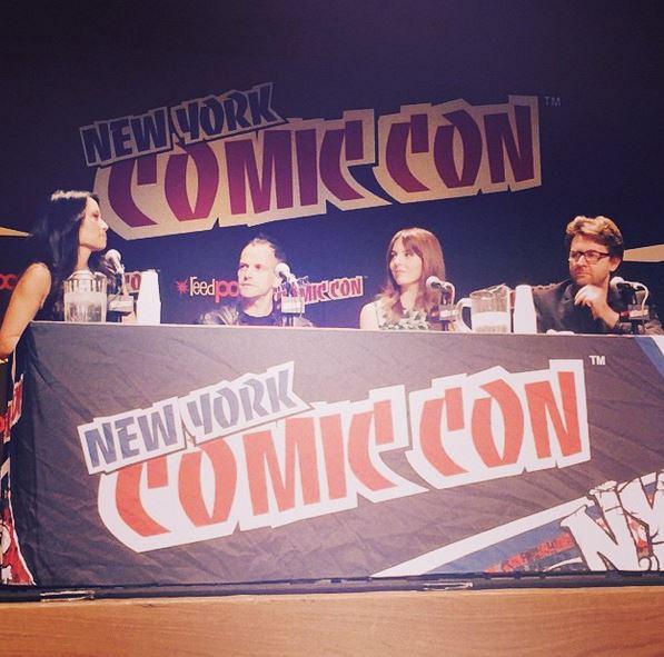 NY Comic-Con Panel
