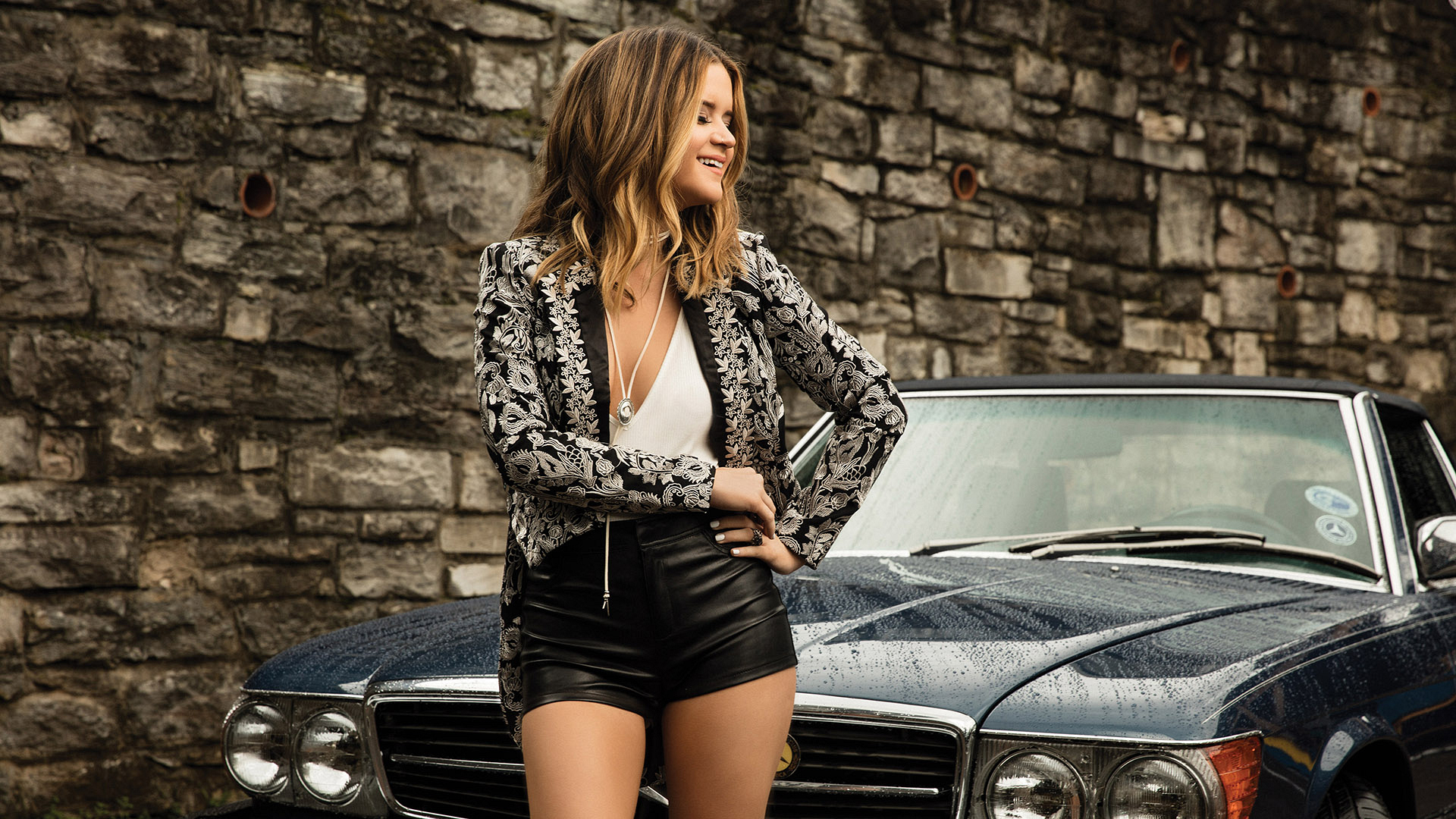 "Maren Morris finds religion in ""My Church."""