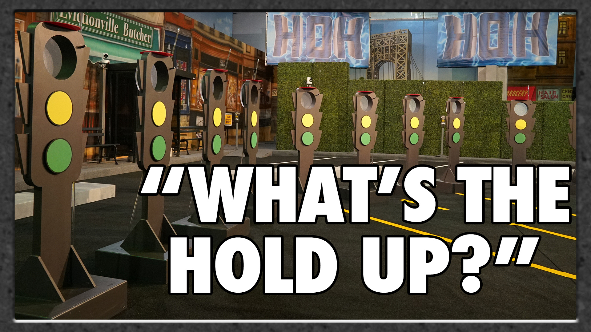 Question: What was the name of this week's HOH Competition?
