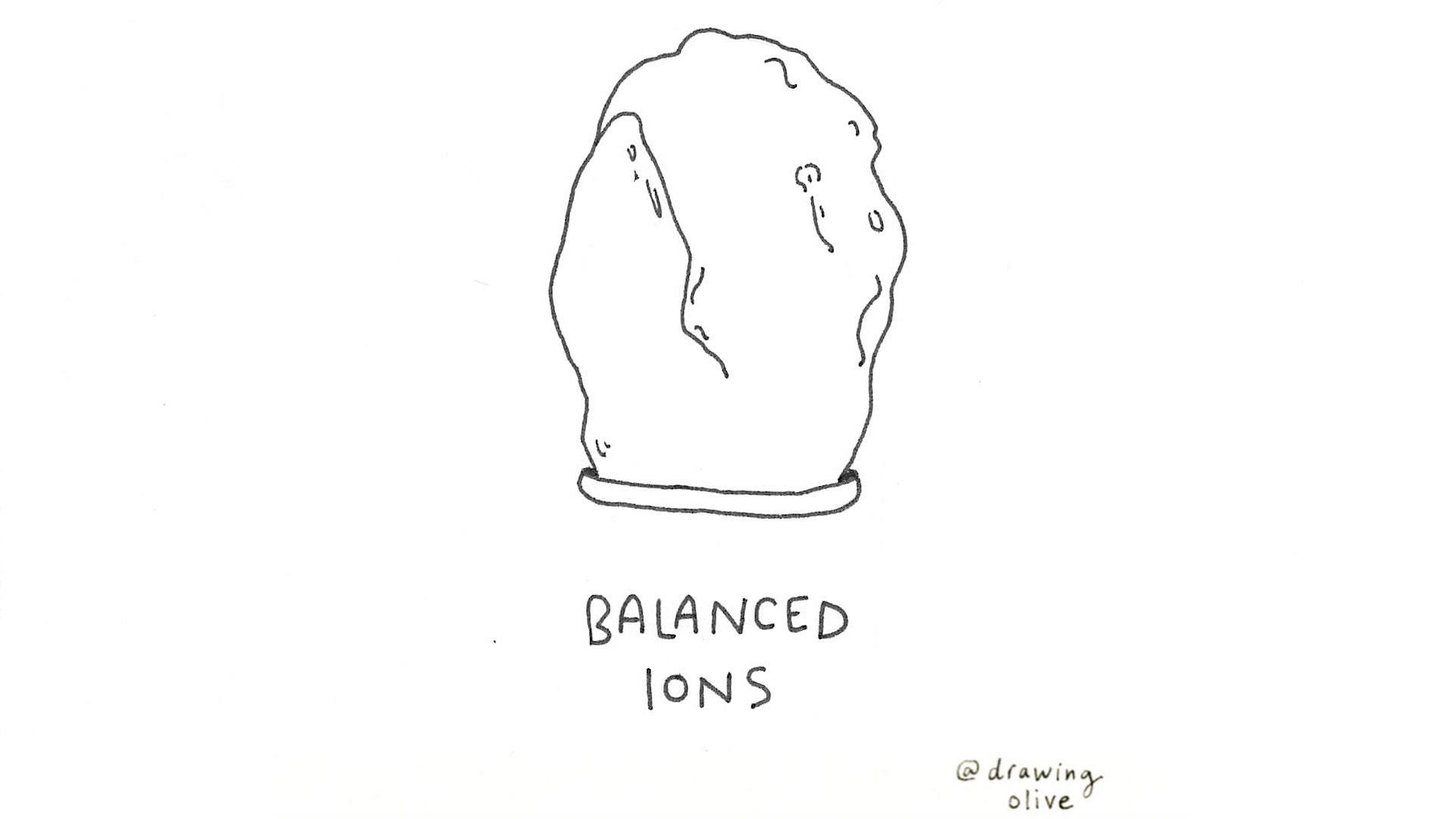 Balanced Ions