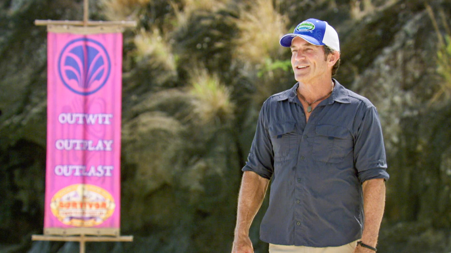 Survivor host Jeff Probst has so many inspiring things to say each season.