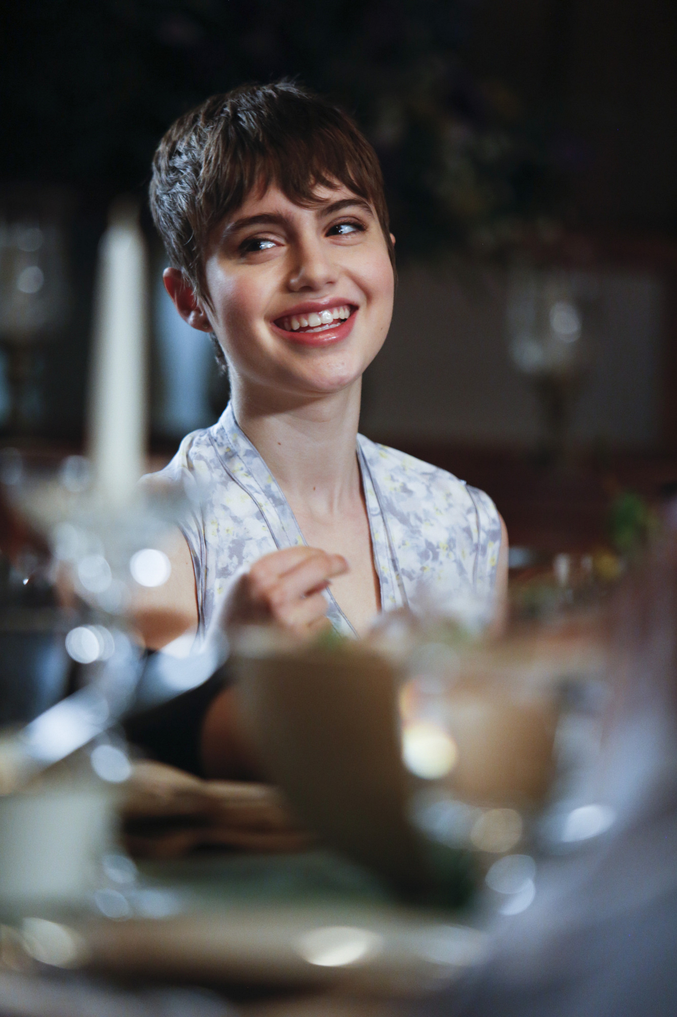 "6. In 2014, Sami Gayle starred in ""Vampire Academy,"" followed by the independent film ""Hateship, Loveship,"" in which she   appeared opposite Guy Pierce and Kristen Wiig."