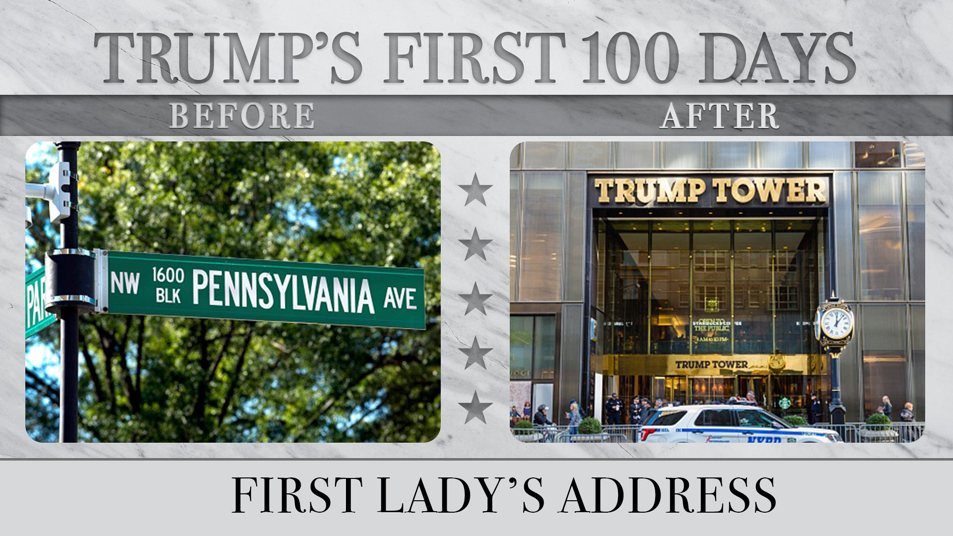 First Lady's Address