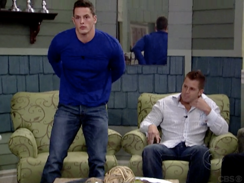 Big Brother 10: Jessie's eviction causes a huge house split