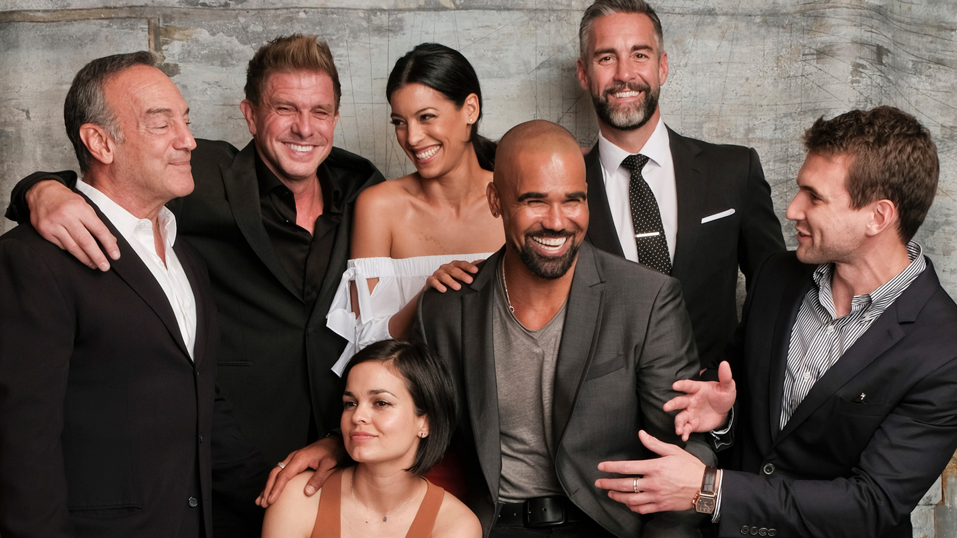 Meet the stars of your new favorite cbs shows page 13 fall peter onorati kenny johnson stephanie sigman lina esco shemar moore jay kristyandbryce Image collections