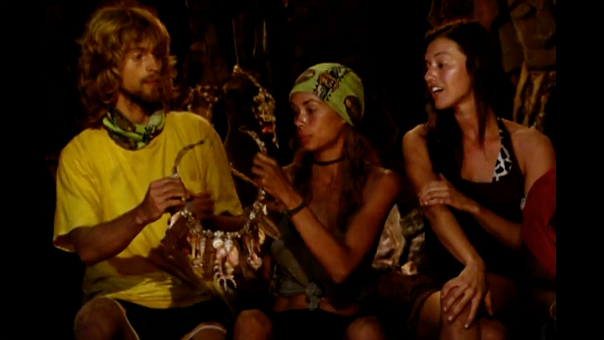 Erik Reichenbach's Immunity Necklace from Survivor: Micronesia