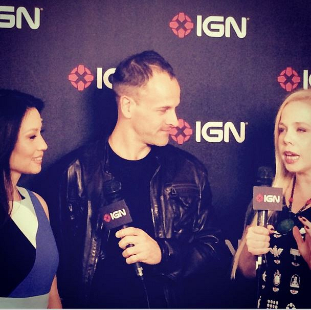 Interview with IGN