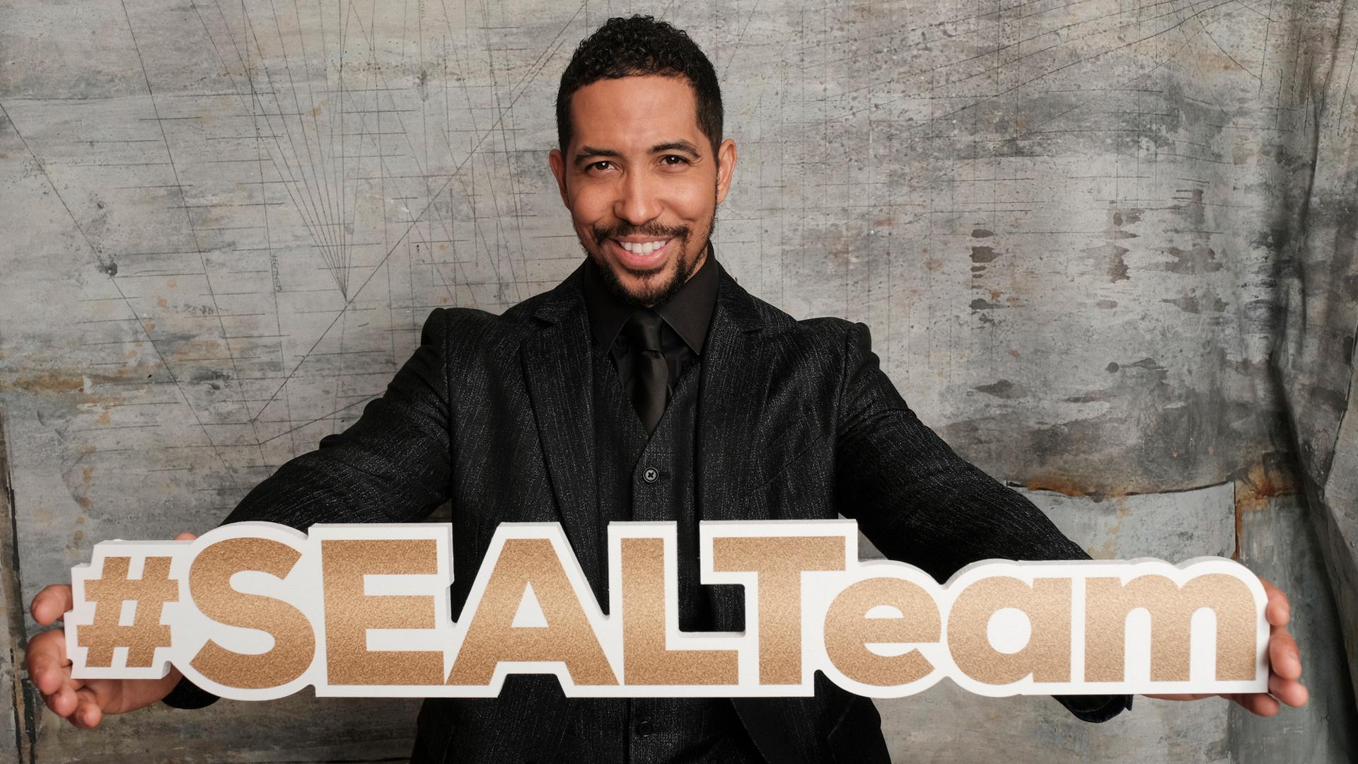 Neil Brown Jr. of SEAL Team