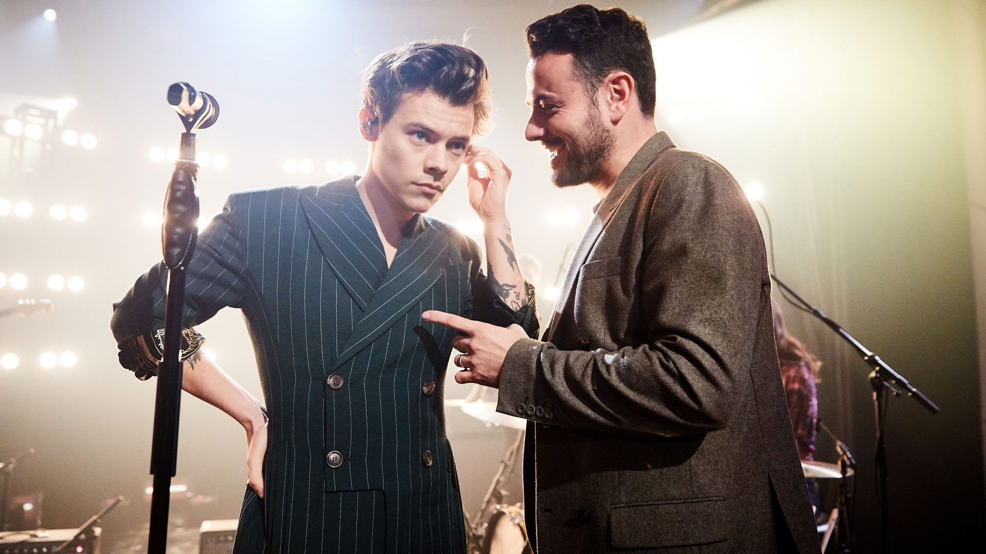 Image result for ben winston harry styles