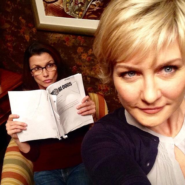 Blue Bloods Instagram: Bridget always studying #BlueBloods #CBSInstagramTakeover