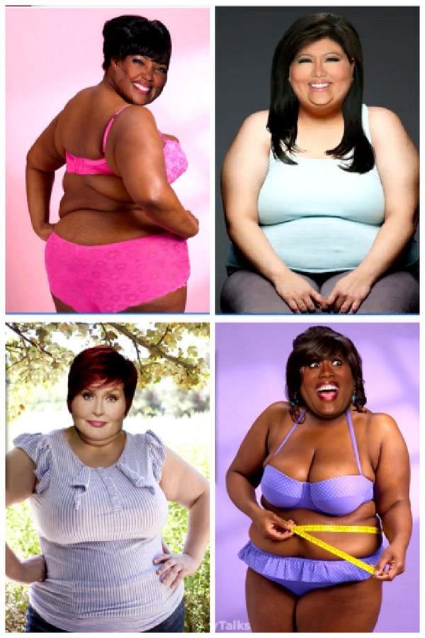 7. The Ladies Were Photoshopped.