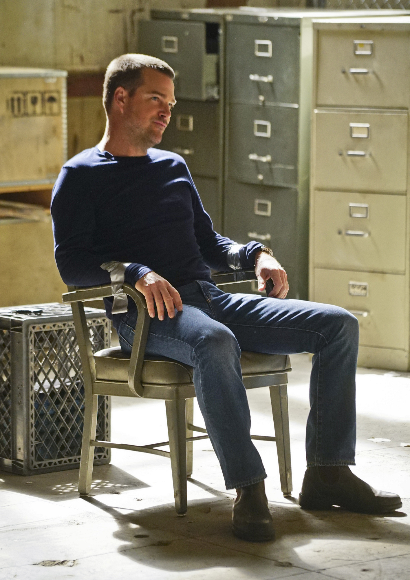 Chris O'Donnell as Special Agent G. Callen