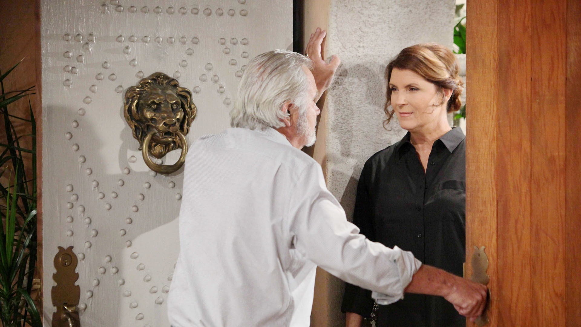Sheila concocts a plan that she is confident will make her the next Mrs. Eric Forrester.