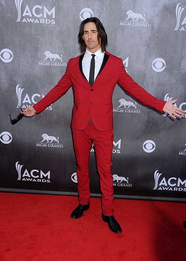 Jake Owen owned it at 49th Annual Academy of Country Music Awards.