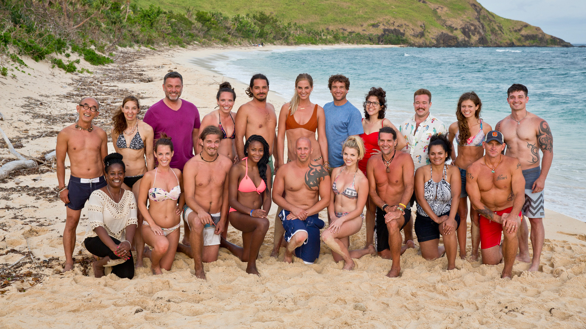 Meet the full cast of Survivor: Game Changers