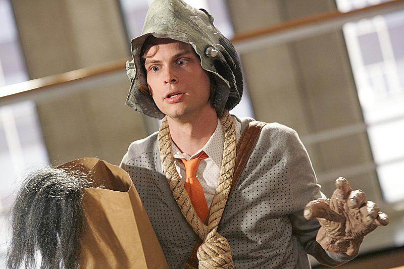 Dr. Reid, Criminal Minds