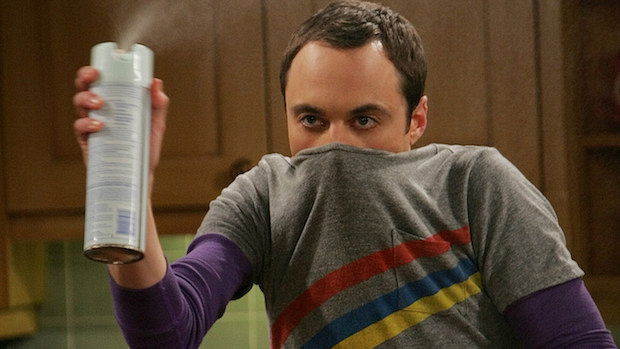 10 steps to handling cold and flu season according to sheldon