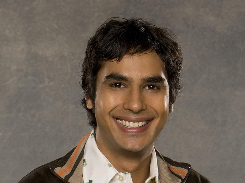 Kunal Nayyar - Temple University - The Big Bang Theory