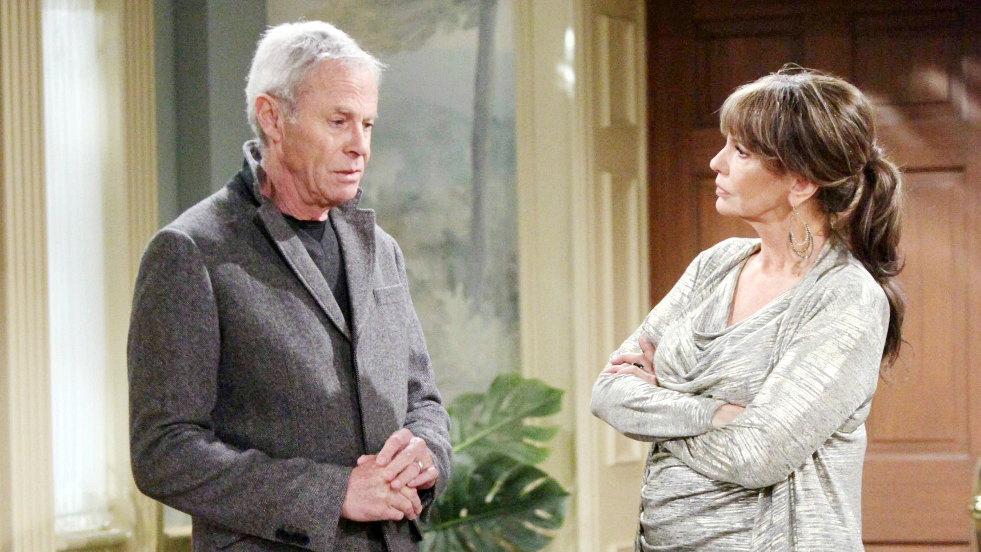 Jill makes a decision about her future.