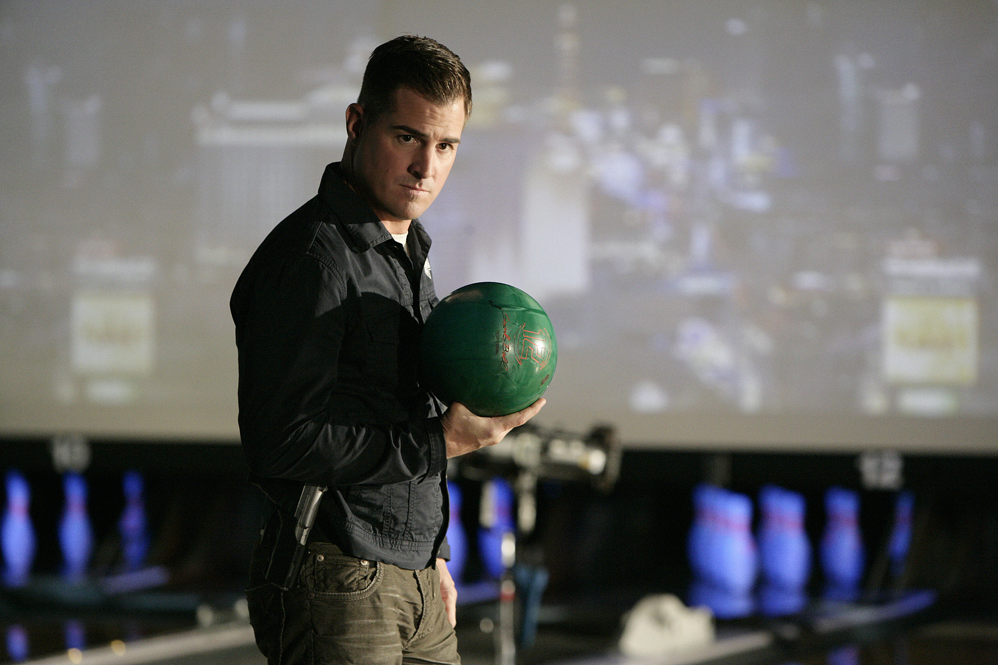 "George Eads as Nick Stokes in ""Lover's Lane"""