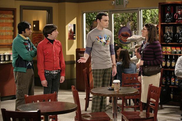 Question: How does Sheldon meet Amy Farrah Fowler?