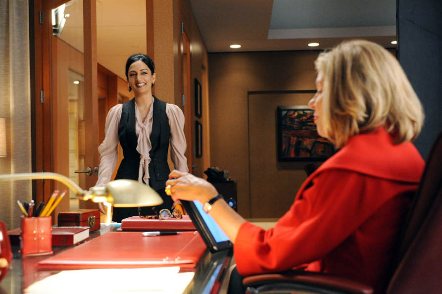 A Different Side for Kalinda