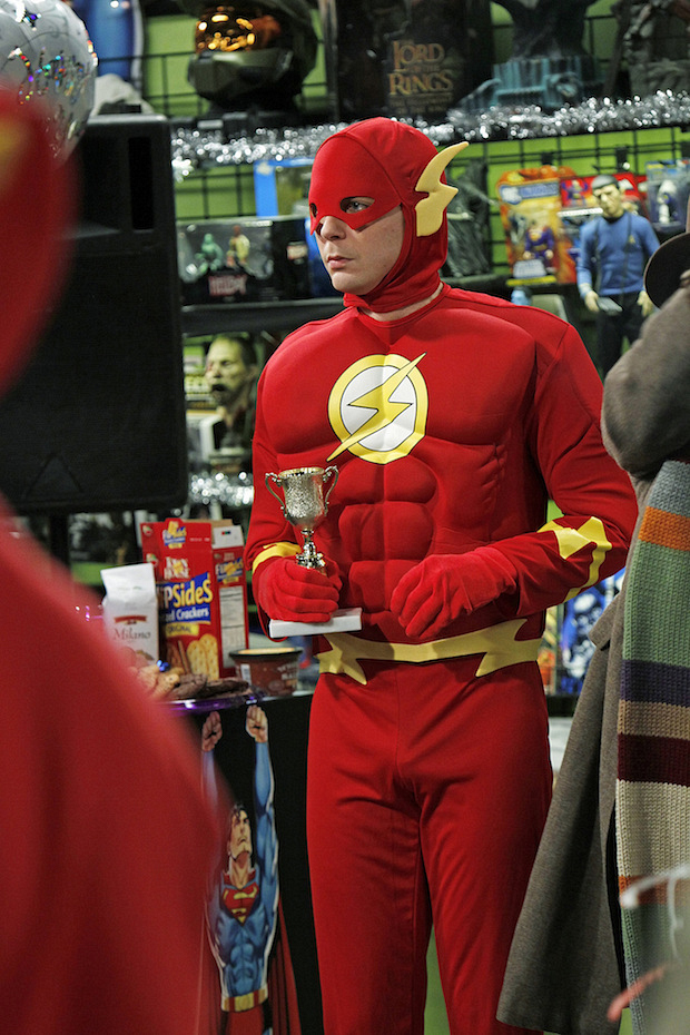 Answer: The Flash
