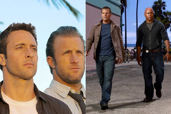 Hawaii Five-0 / NCIS: LA Crossover Event