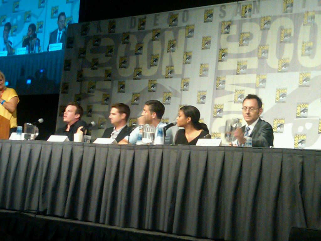 Person of Interest Panel: And We're Off