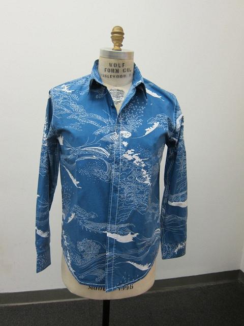 Longsleeve Aloha Shirt