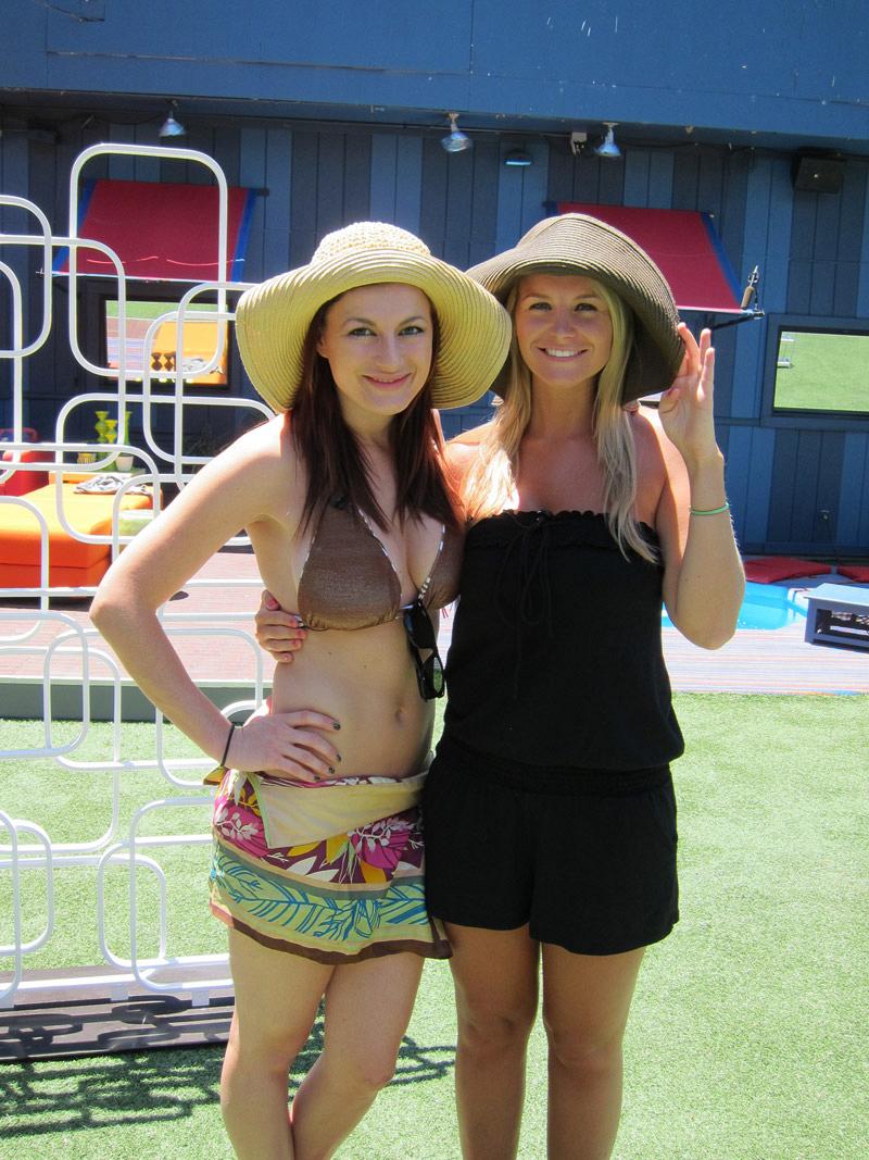 Rachel and Jordan