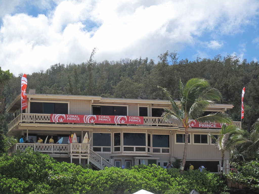 Surf Team Headquarters