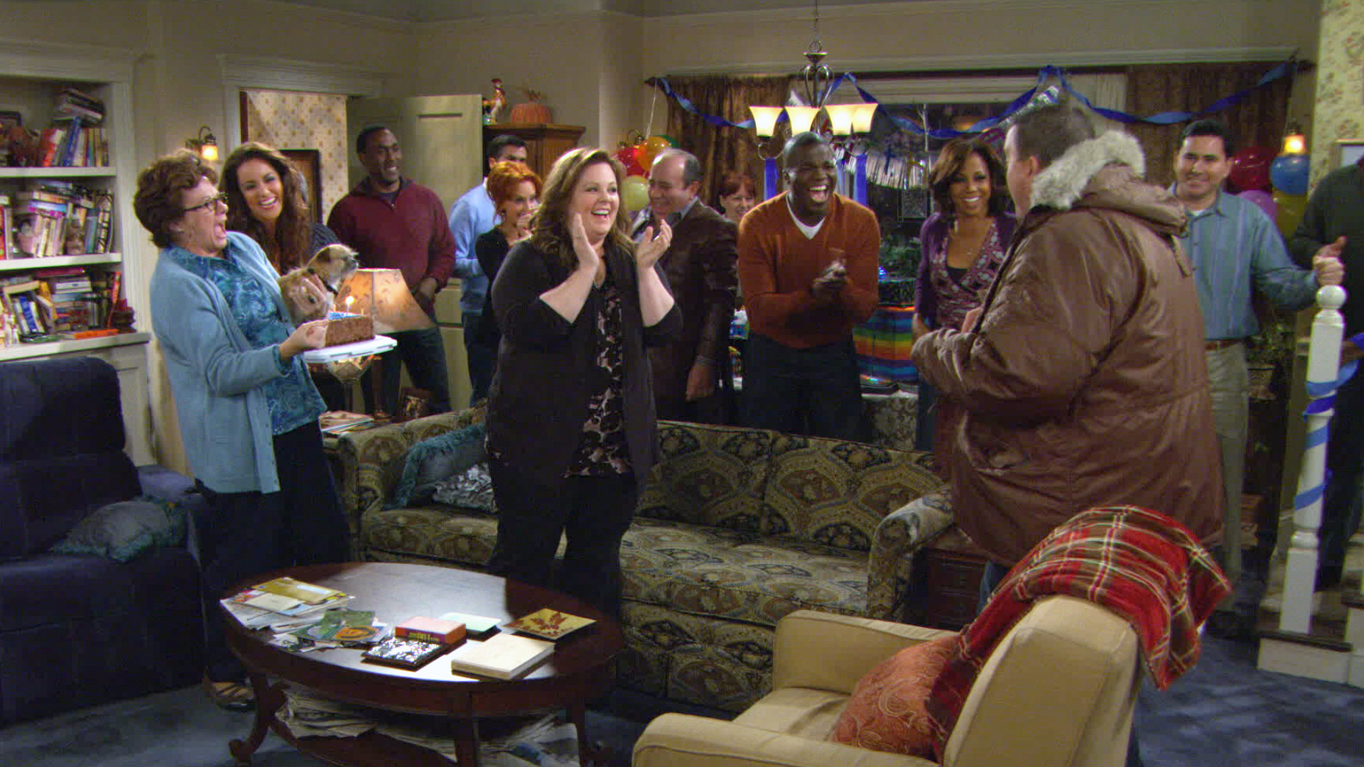 Mike and Molly Renewed!