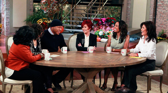 Lots of Laughs with LL Cool J (11-22-11)