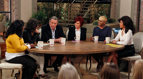 """Y&R"" star Eric Braeden charms the ladies!"