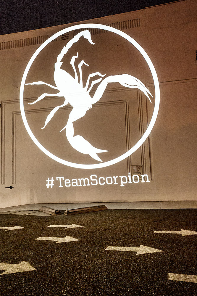 Scorpion - A Sign of Things to Come