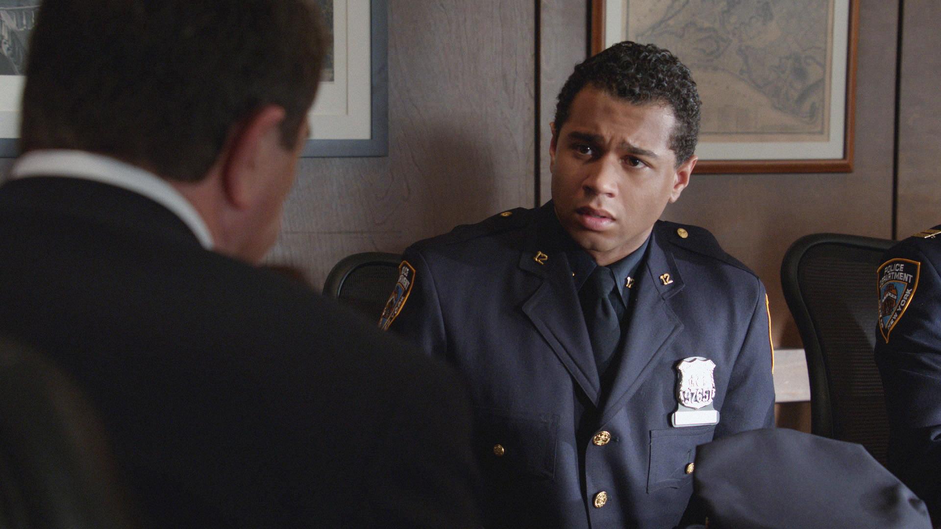 Officer Blake
