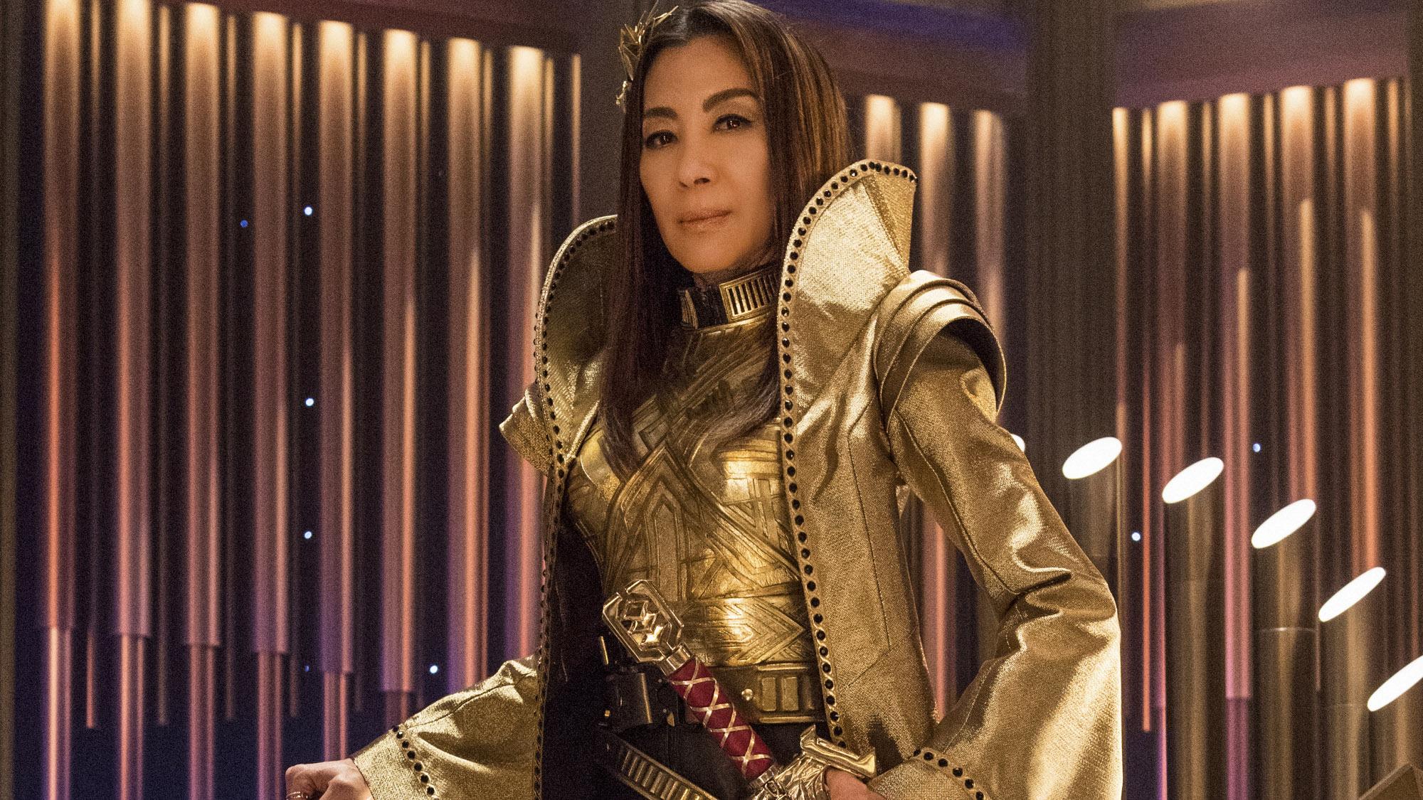 Emperor Philippa Georgiou (Michelle Yeoh)