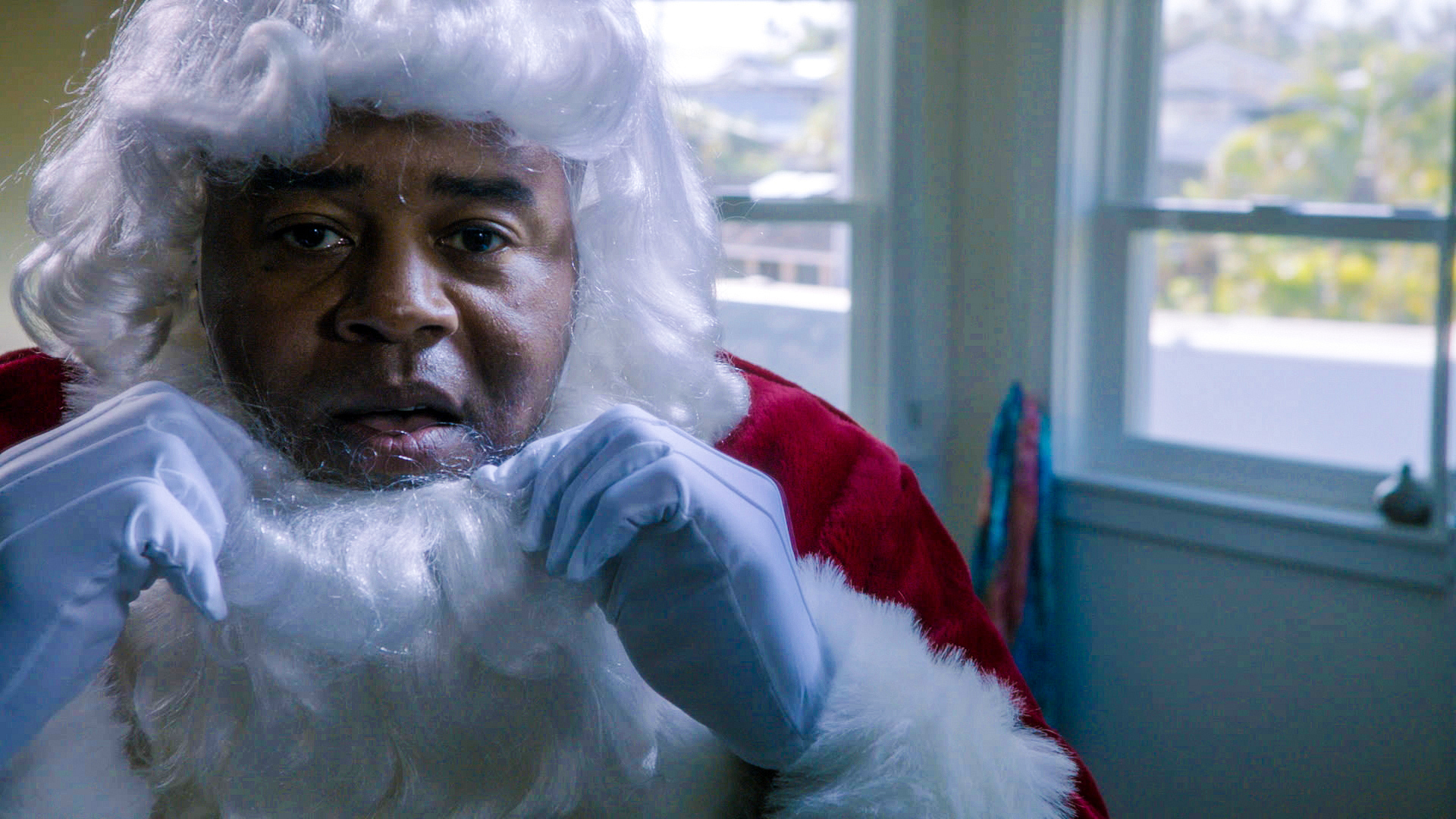It's Santa! in Season 4 Episode 11