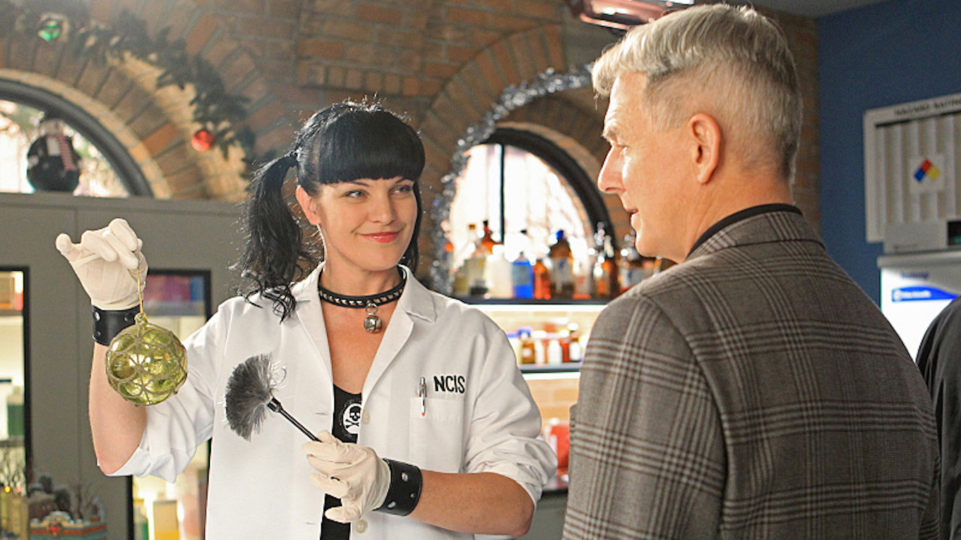 The answer is: Abby Sciuto