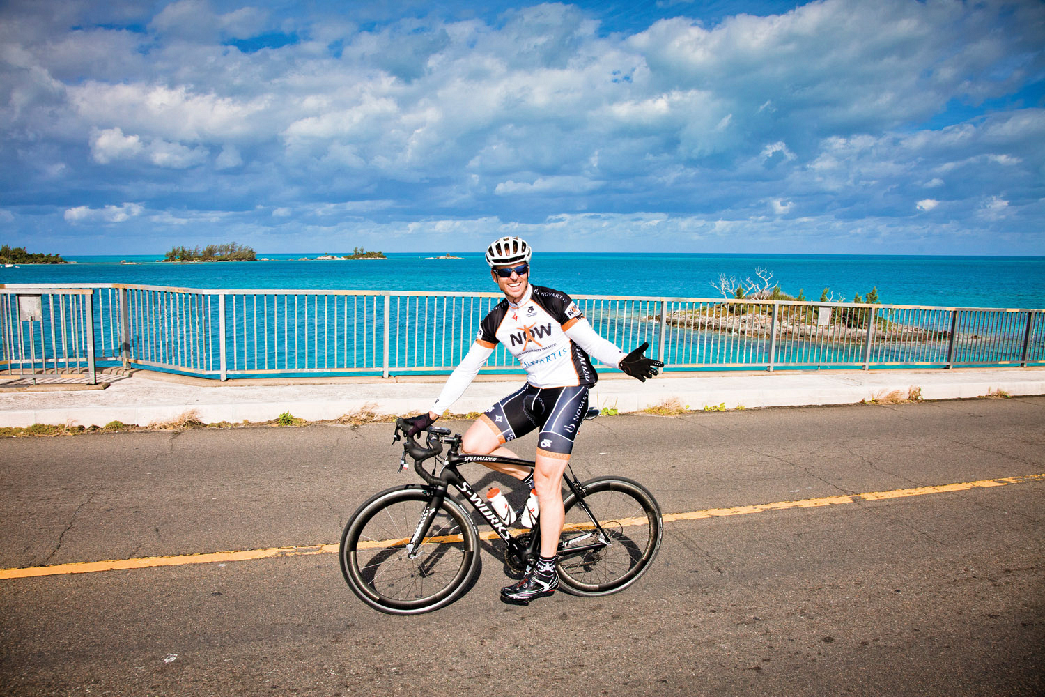 Cycling for MS