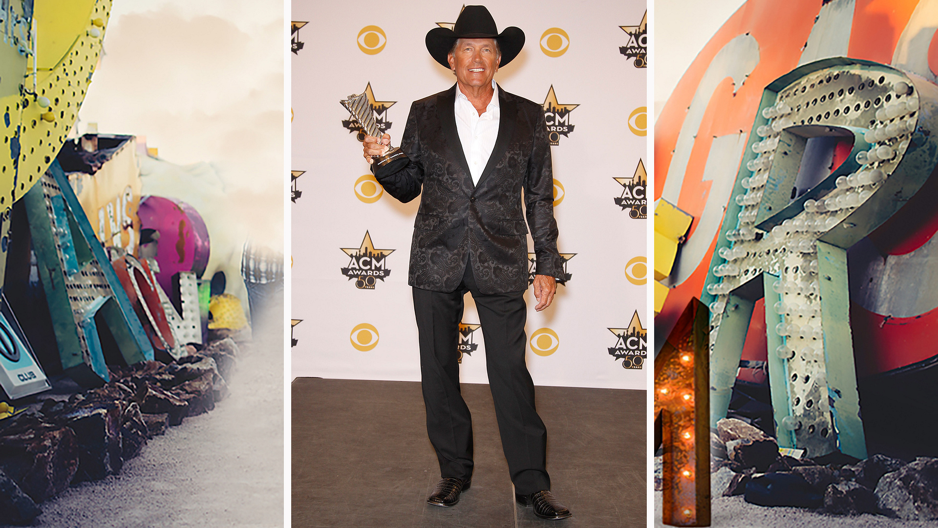 "George Strait is ""Here For A Good Time"" in perfect party kicks."